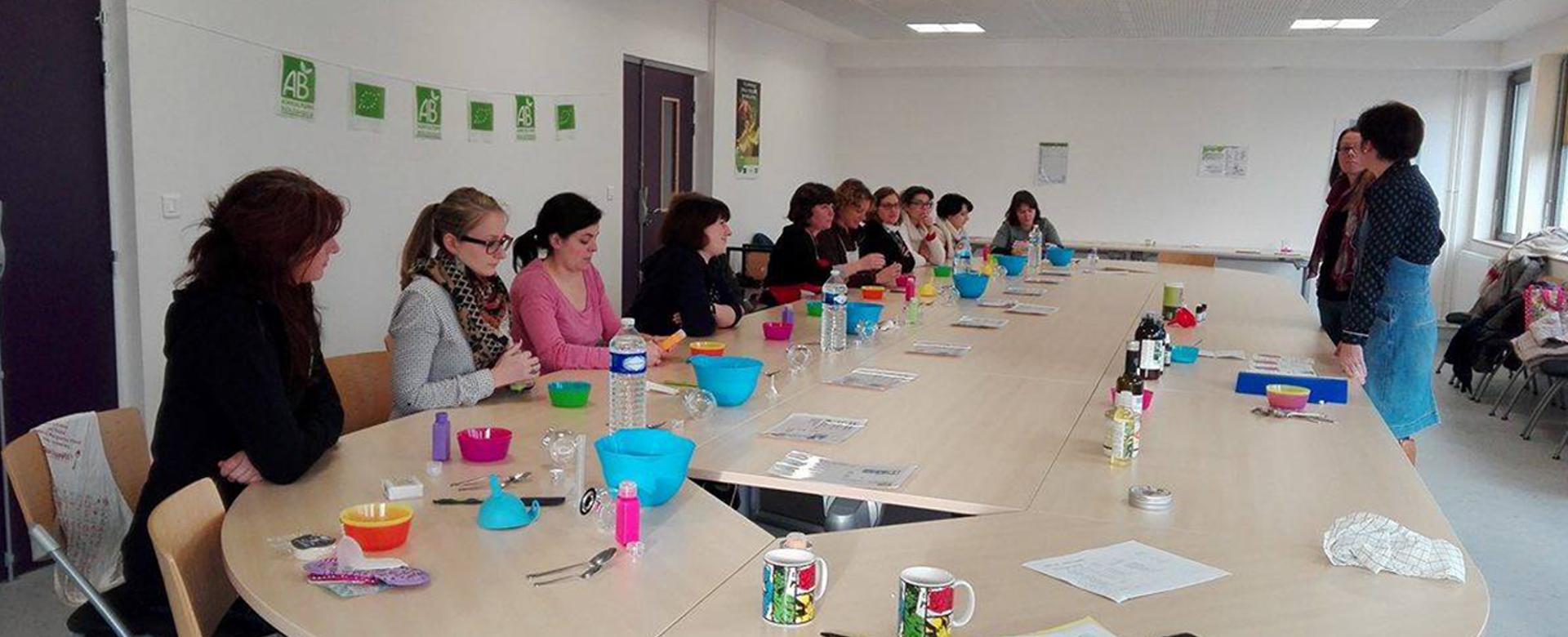 Des ateliers pédagogiques pour les habitants et les écoles