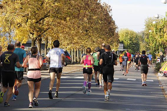 Marathon Seine-Eure, 2018