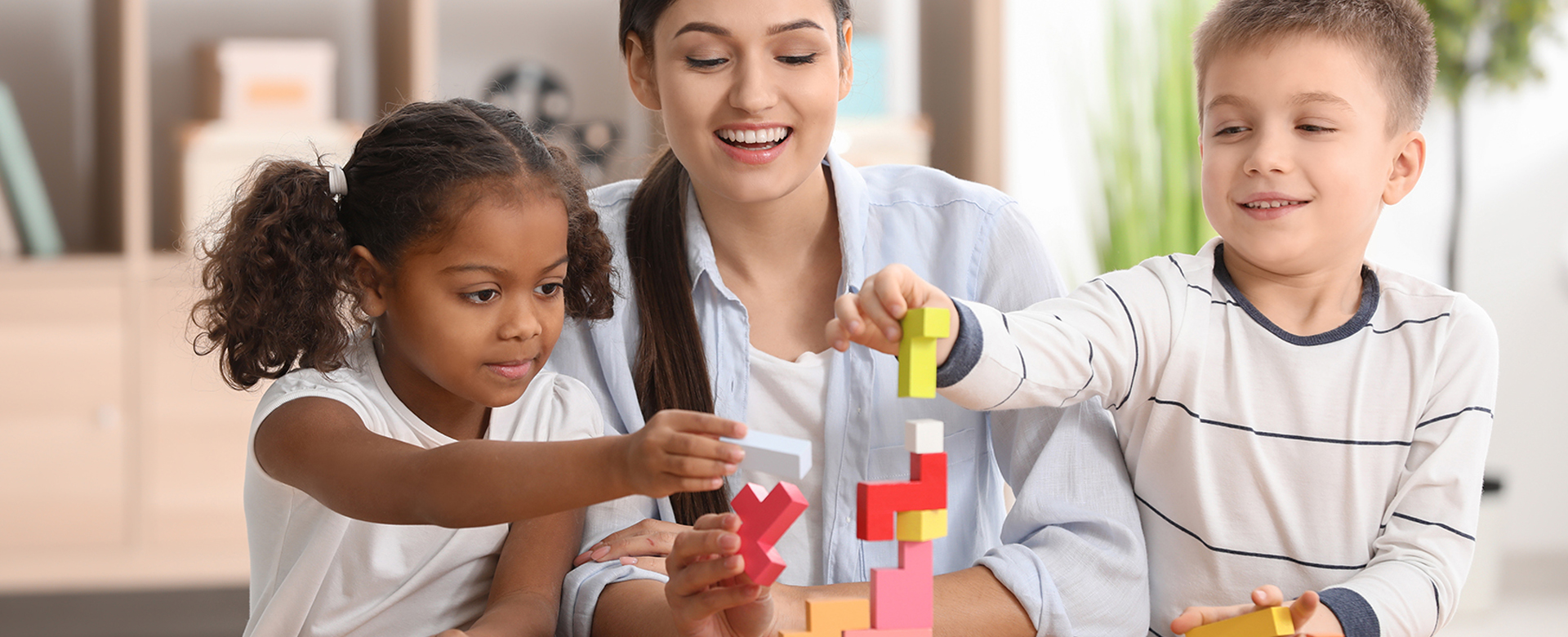 Découvrir les structures petites enfance près de votre domicile