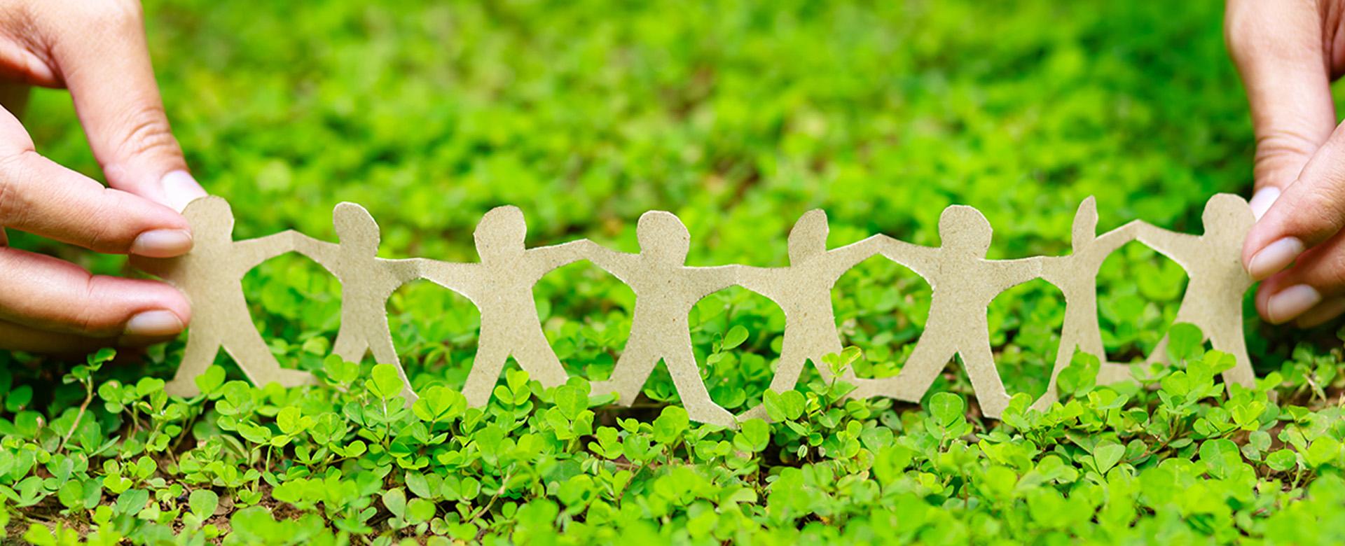 Agissons pour le développement durable