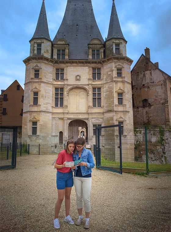 Découvrez le château de Gaillon et son histoire passionnante
