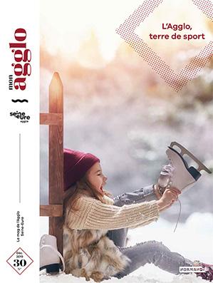 Magazine de l'Agglo Seine-Eure – n° 30 – Déc. 2019