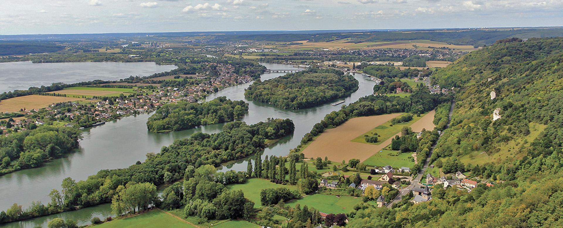 Seine-Eure, un territoire à haute qualité de vie en Normandie