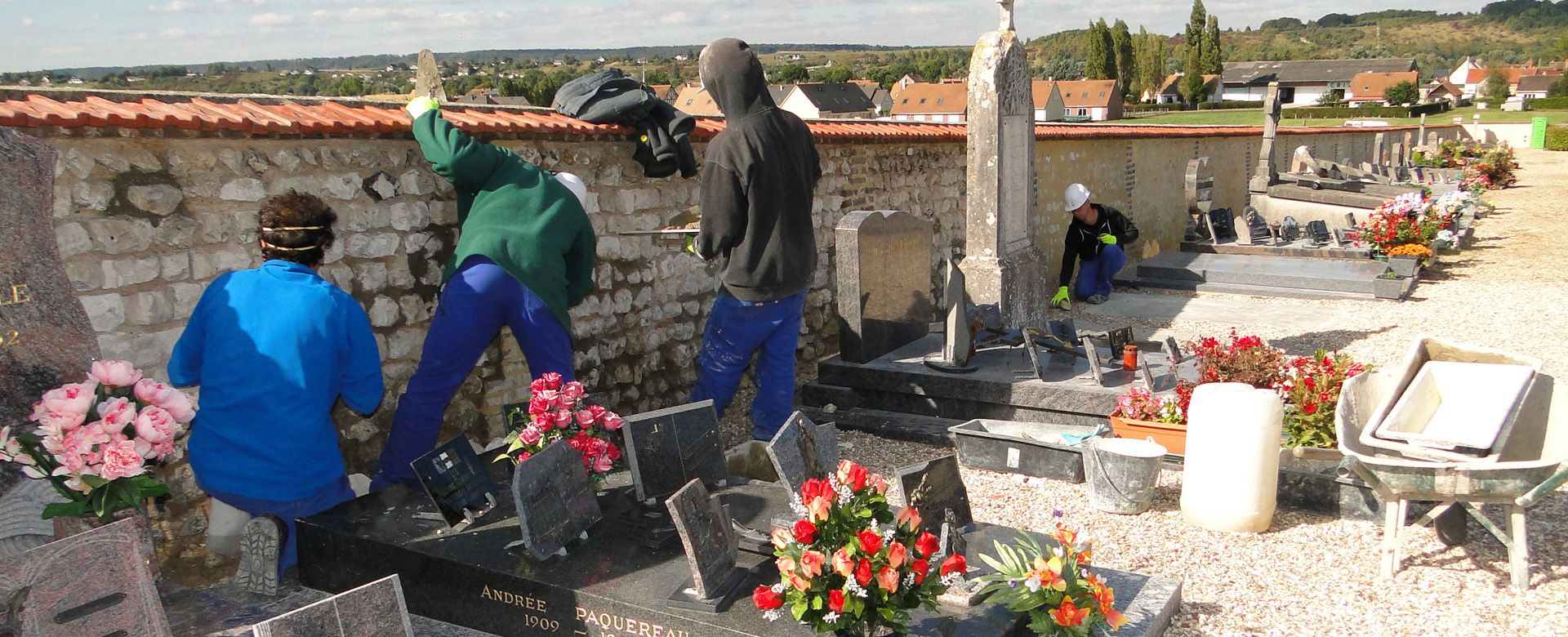 Sauvegarder le patrimoine en Seine-Eure