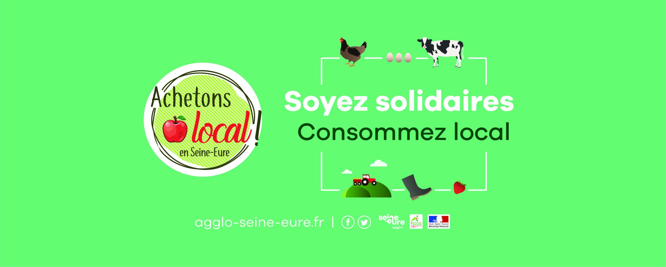 Les commerçants du réseau « Achetons local en Seine-Eure » restent ouverts pendant le confinement