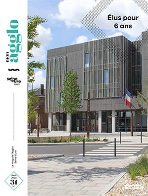 Magazine de l'Agglo Seine-Eure – n° 31– Sept. 2020