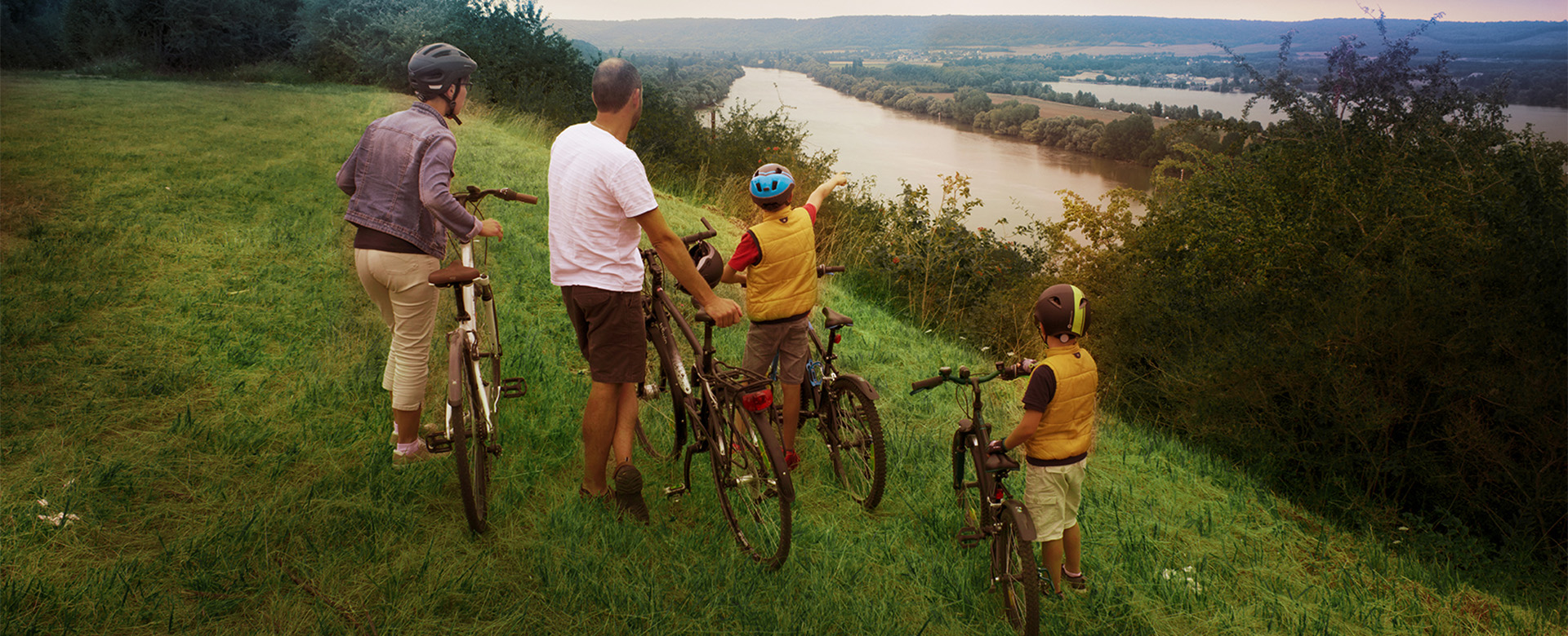 Le Pôle Métropolitain Rouen Seine-Eure lance une résidence artistique autour de la «Seine à vélo»