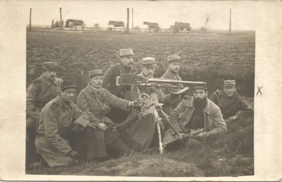 René Cobert : la Grande Guerre racontée par un Pistrien