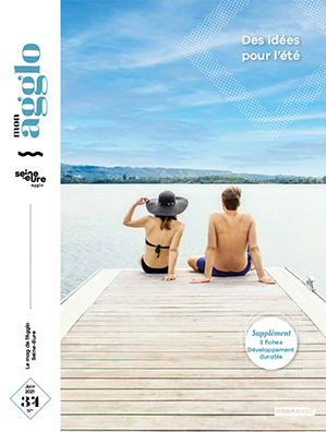 Magazine de l'Agglo Seine-Eure n°34 – Juin 2021