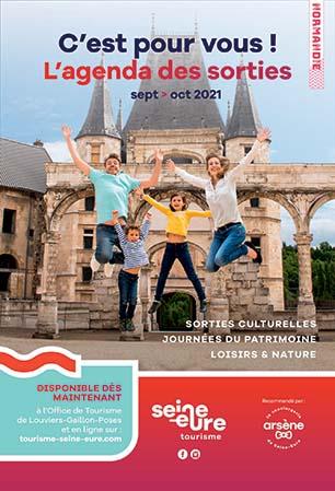 L'agenda des sorties en Seine-Eure vient de paraître !