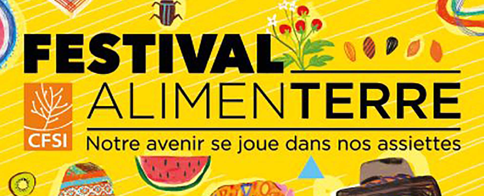 Festival Alimenterre : projection débat «Manger autrement»